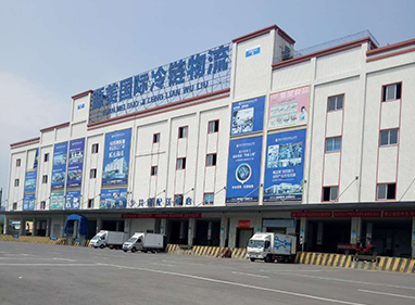 Yuanmei international cold chain logistics